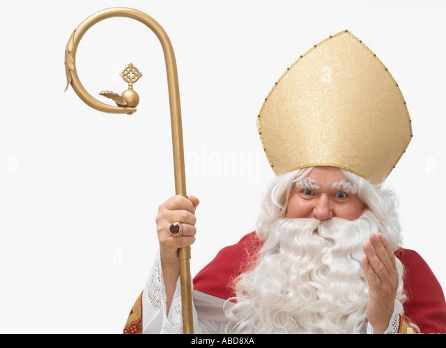 Adult religious st nicholas costume