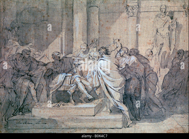 an analysis of the causes of julius caesars assassination Julius caesar´s death: analysis essay - julius to julius caesar but what would cause a is the story of the assassination of julius caesar.