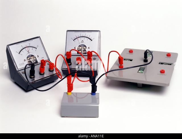 Marvelous vector voltmeter photographs