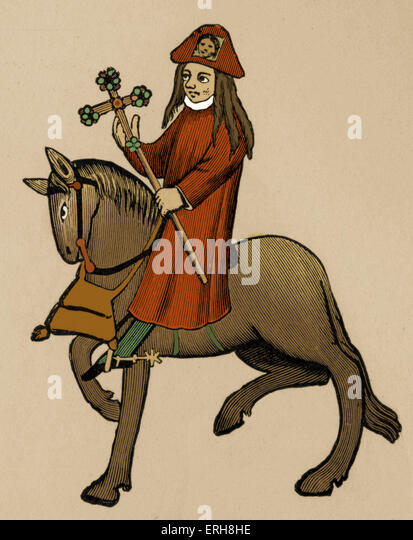 an analysis of the character of pardoner in geoffrey chaucers the pardoners tale