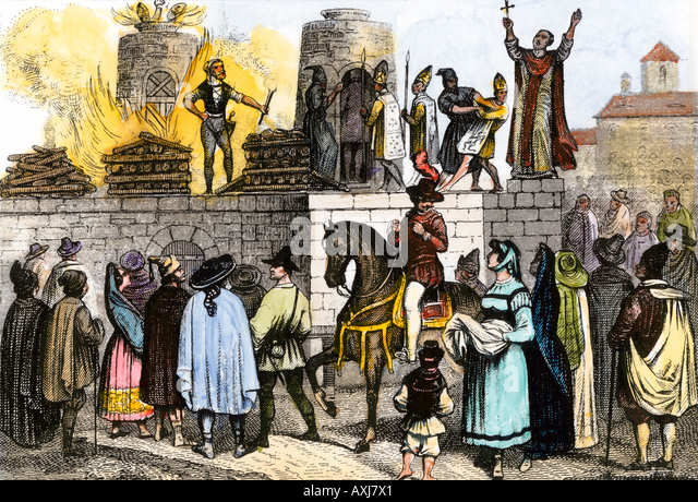an account of the terror caused to the iberian peninsula by the spanish inquisition Best answer: inquisition made sure that there are no descend and by doing so it solidified/unified the spanish nation.