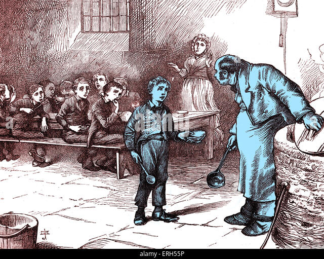 an analysis of the destructive nature of characters in charles dickenss novel oliver twist and henri