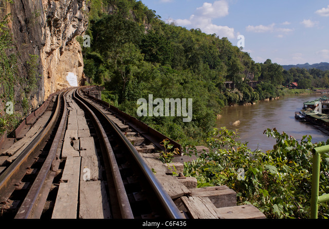 the thailand-burma railway in wwii essay The burma railway, also known as the death railway, the siam–burma railway, the thai–burma railway and similar names, was a 415-kilometre (258 mi) railway between ban pong, thailand, and thanbyuzayat, burma, built by the empire of japan in 1943 to support its forces in the burma campaign of world war ii.