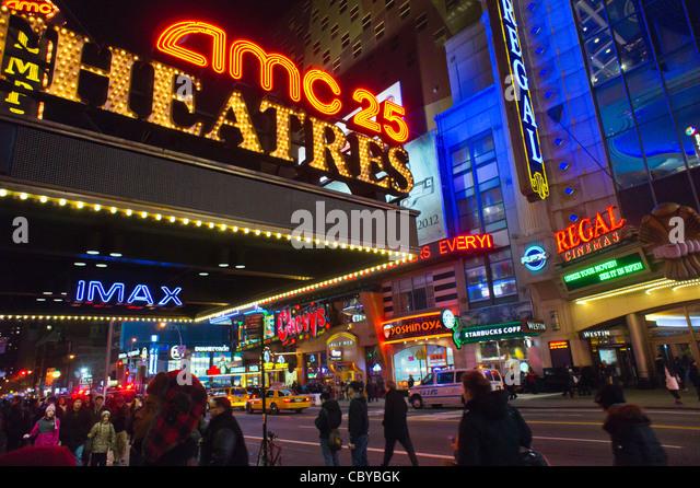 AMC Empire 25 in New York, NY - Cinema Treasures