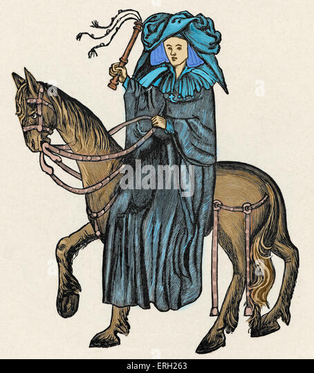 the equality of women in wife of bath by geoffrey chaucer The equality of women in chaucers wife of bath there have been many different interpretations of what geoffrey chaucer stood for, but.