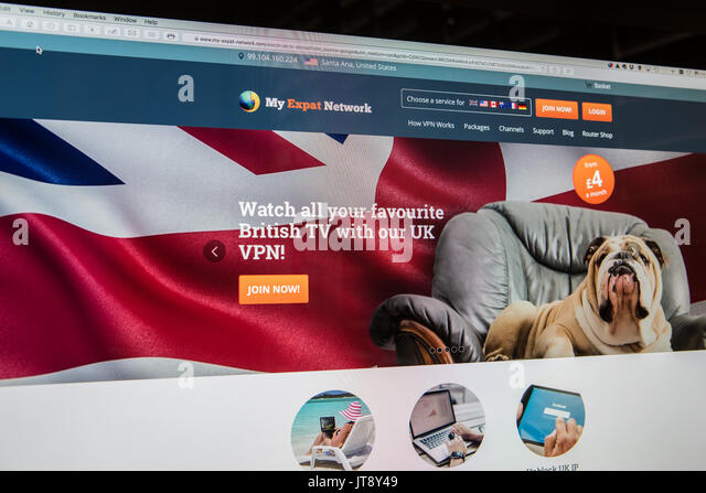 Getting British TV outside the UK - Radio Telly UK
