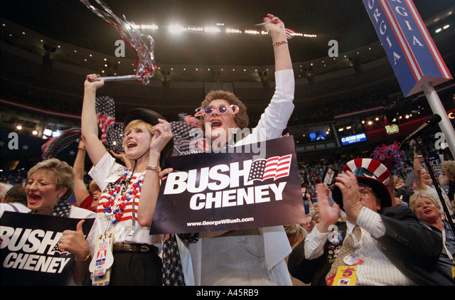 supporters of the republican party and
