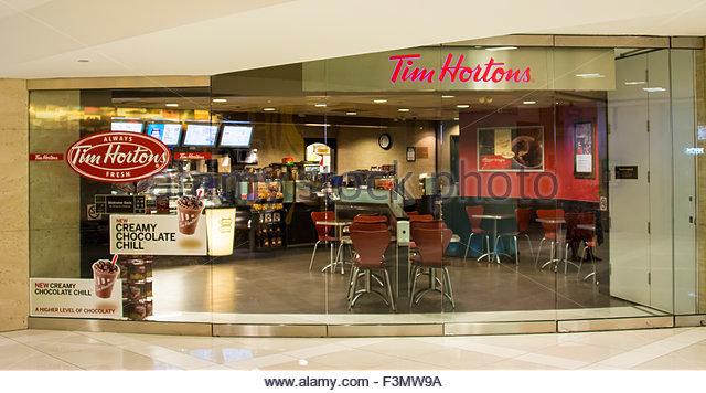 tims coffee shoppe