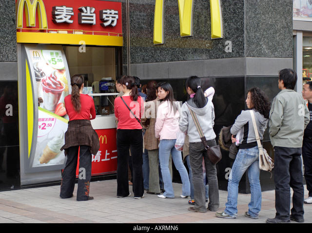 mcdonalds in beijing localization of americana Cultural paradoxes reflected in brand meaning: mcdonald's in beijing: the localization of americana, in consuming mcdonald's in beijing, in the.
