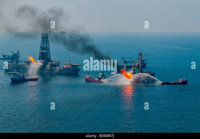 deepwater horizon oil spill the bp