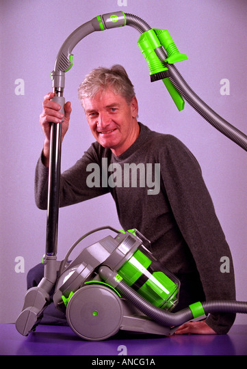 vacuum cleaner and james dyson