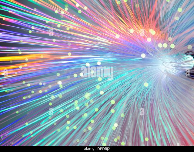 bundle-of-fibre-optics-used-to-send-data