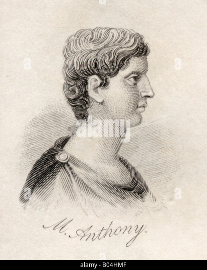mark antony 83 b c 30 b c If your homeschool is reading biographies this year for world history, this mark antony biography workbook will be a great addition to your list.
