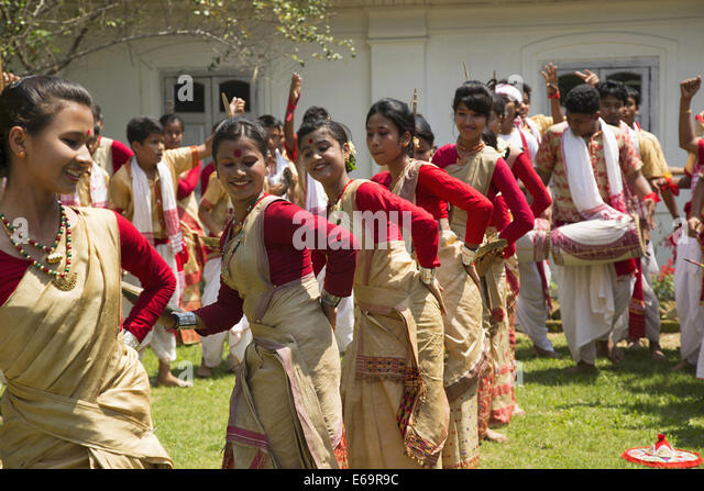bihu dance of assam Bihu is a popular folk dance associated with the state of assam in india and it is performed generally during the bihu festival there are primarily three bihu festivals.
