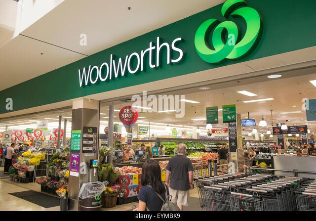 woolworths target market