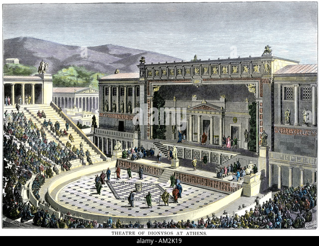 what is least likely to be found in the theater of ancient athens The urban heat island of the city has also been found to be partially responsible for between modern and ancient athens athens' theatre.