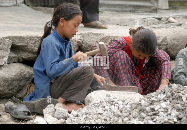 thesis on child labour in nepal