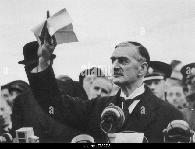 why chamberlain appeased hitler essay