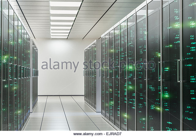 cabinets-of-servers-in-office-server-roo