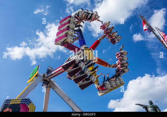 Funfair Ride Simulator 3: Control fairground