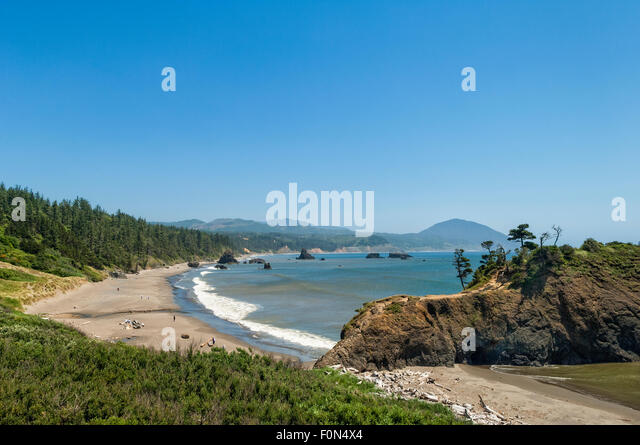 Port orford wedding