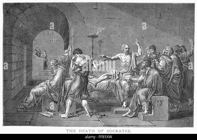 are socratess views on death consistent Chapter 2 :the greeks death of socrates and plato's theory of the ideal forms plato describes the death of socrates in the dialogue, the phaedo.