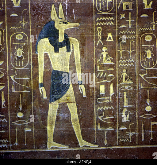 an overview of the ancient egyptian religion and burial practices