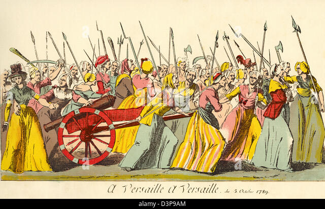 the rise of women voices during the french revolution