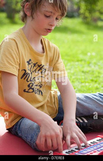 Art boy photo preteen