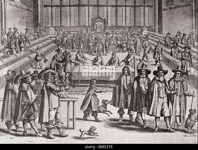 english monarchy and parliament 1600s Absolute monarchs in europe  in 1600s, netherlands becomes center of european art parliament limits the english monarchy.