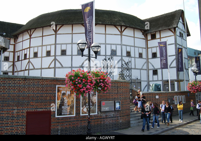 williams shakespeare and the globe theater essay