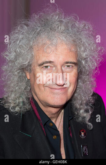 london-uk-13-june-2016-brian-may-attends