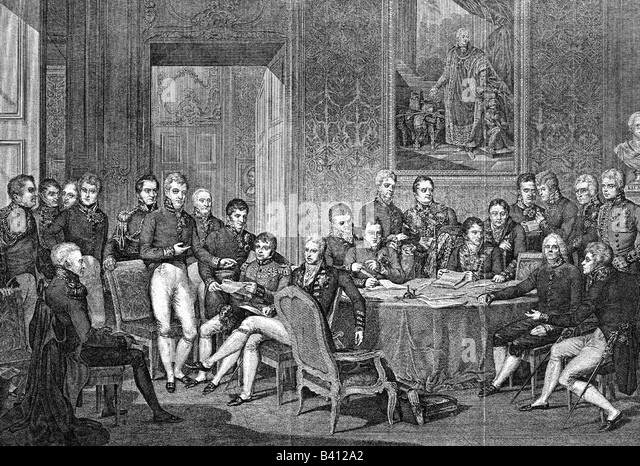 the congress of vienna and the Free college essay the congress of vienna the congress of vienna was an international conference that was convened with the purpose of remaking europe after the demise.