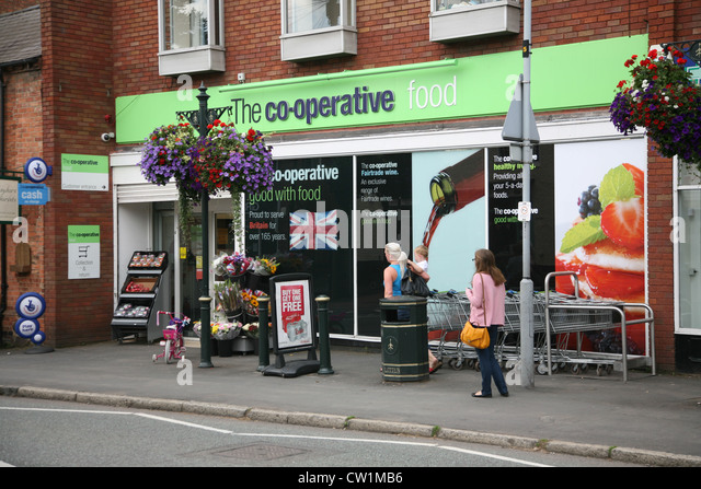 the cooperative store