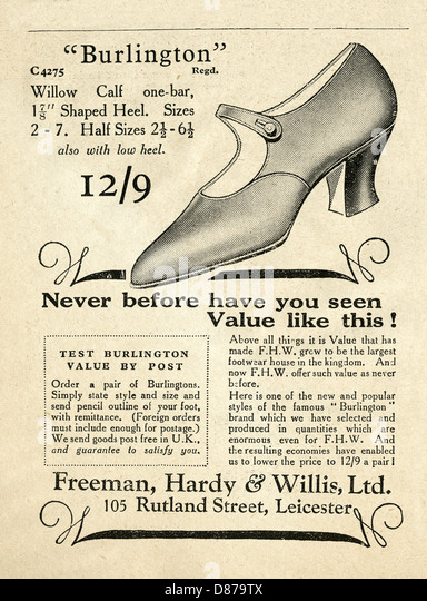 1928-advert-for-freeman-hardy-and-willis