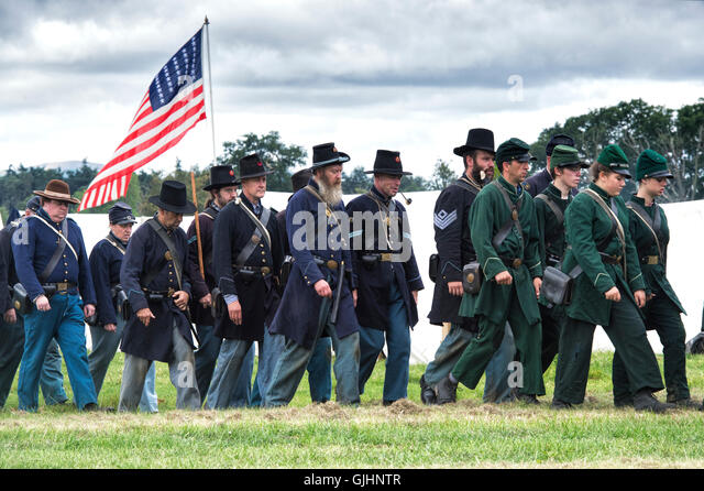 Civil war soldiers union