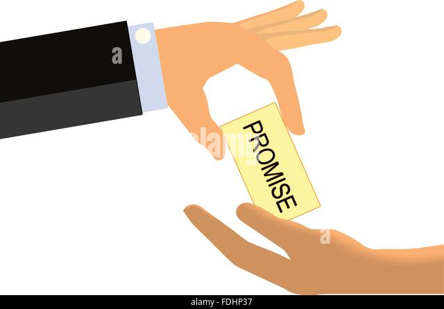 hand note of assurance