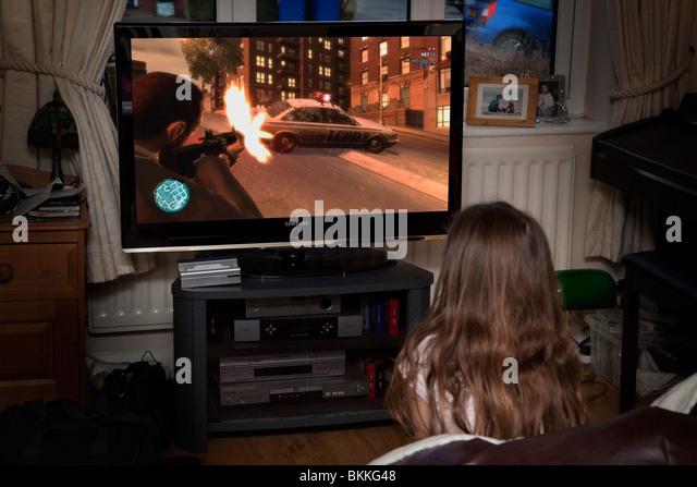 video game violence essays