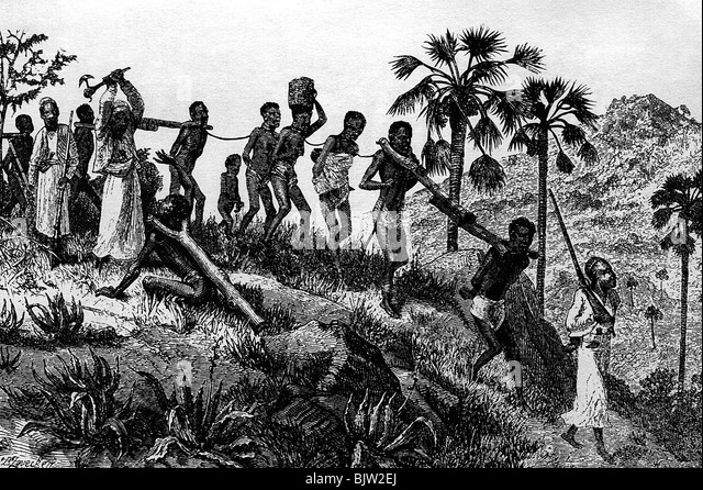 the slave trade and its effect on early america Enslaved people usually worked from early in moynihan discussed racism and chronic employment and its effects on african american education in slavery.