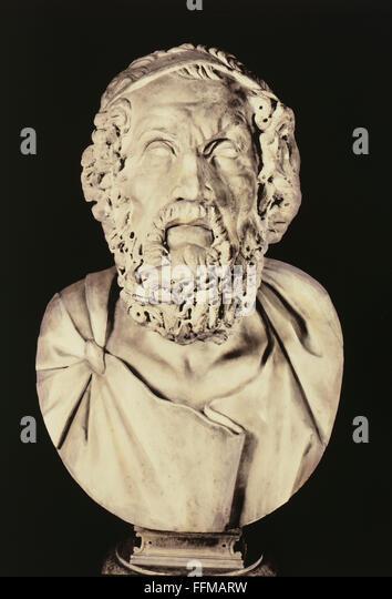 homer greek writer