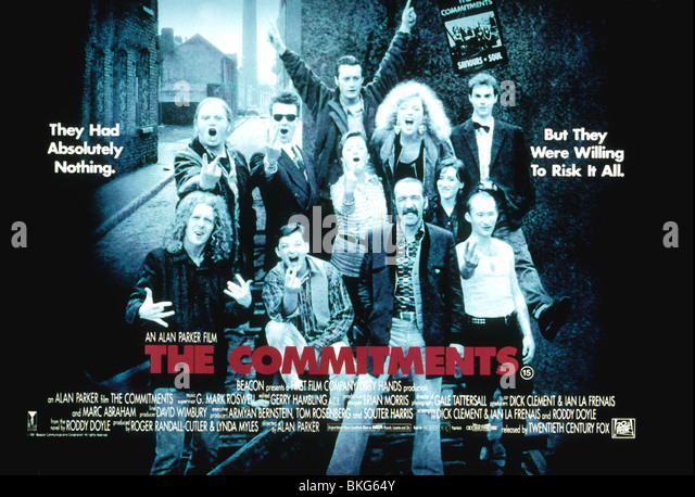 The commitments movie review