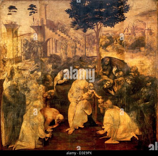 leonardo-da-vinci-the-adoration-of-the-m