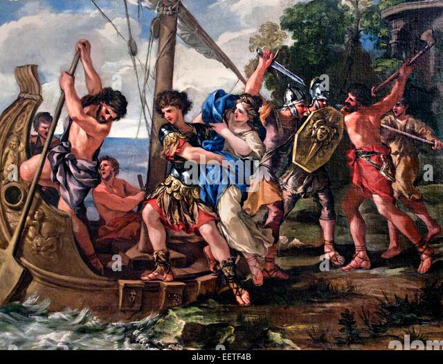 ajax mythology and advertisement