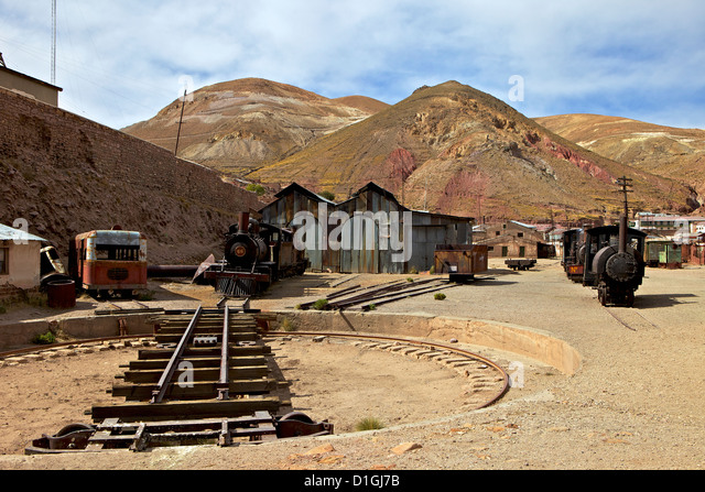an overview of bolivias mining history