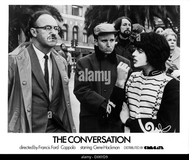 the conversation directed by francis coppola essay Read this essay on analysis of coppola's the analysis of coppola's the conversation edge of his sanity in francis ford coppola's the conversation.