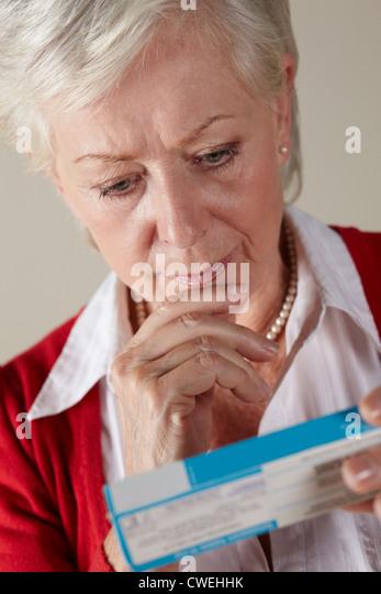 Prescription drug use in older adults