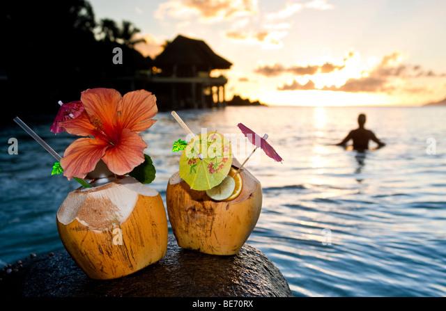 Коктейль безопасный секс на пляже