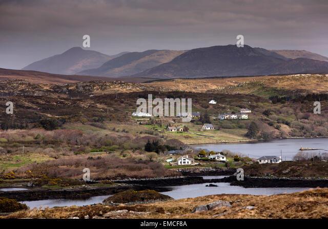 ireland-co-galway-connemara-ballinaboy-v