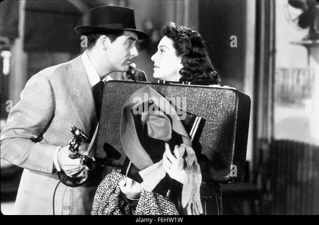 the key elements in his girl friday a screwball comedy by howard hawks