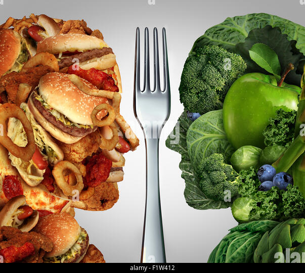 the concept of removing the western diet and replacing it with healthier nutrient rich diet in the b